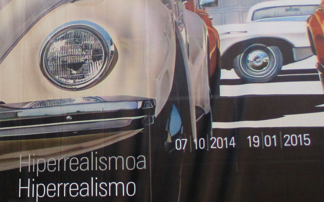 """Hiperrealismo 1967- 2013"""