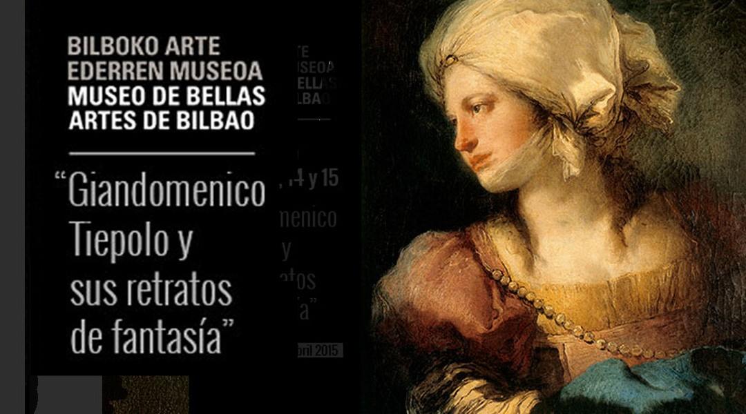 """""""Giandomenico Tiepolo  y sus retratos de fantasía"""""""