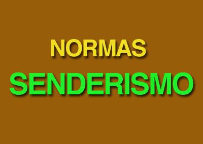 NORMATIVA SENDERISMO