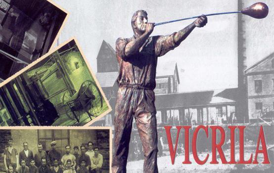 VISITA AL MUSEO DEL VIDRIO VICRILA