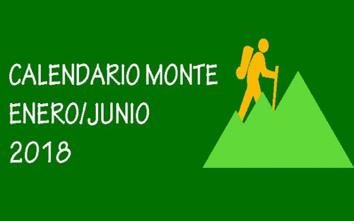 CALENDARIO MONTE