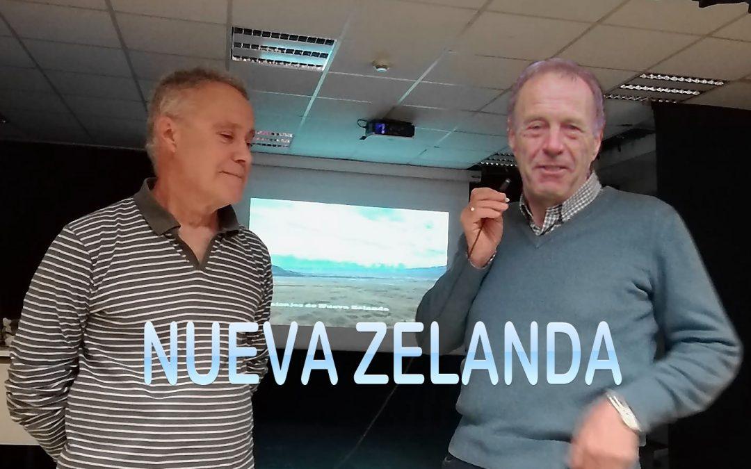 CHARLA/HITZALDIA: NUEVA ZELANDA