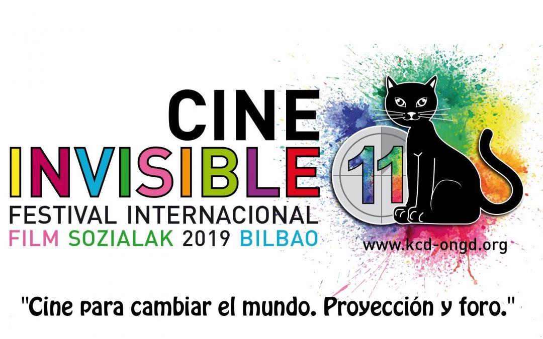 """""""Cine para cambiar el mundo. Proyección y foro."""""""